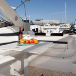 Sunseeker Superhawk 48 Deck