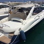 Sunseeker Superhawk 34 Dock 1