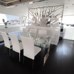 Mangusta 108 Belisa Dining Table