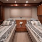 Sunseeker 27 Bedroom