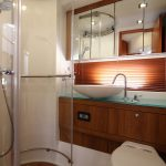 Bluemarine Charter Sunseeker 60 Bathroom