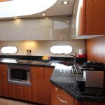 Bluemarine Charter Sunseeker 60 Kitchen