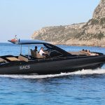 Sacs Rebel 47 Open Bluemarine Charter Rib